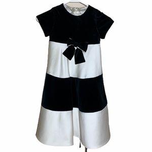 Helena   Formal Dress velvet and satin w crinoline